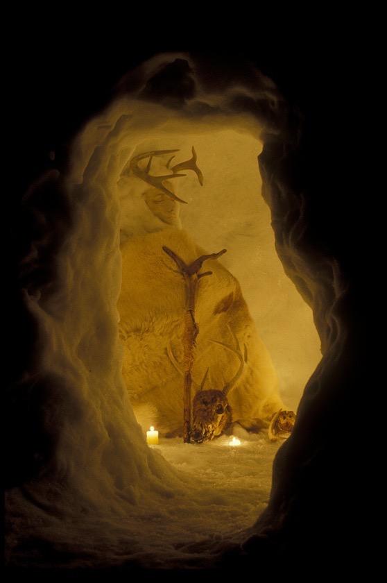 Reindeer Shaman // Place