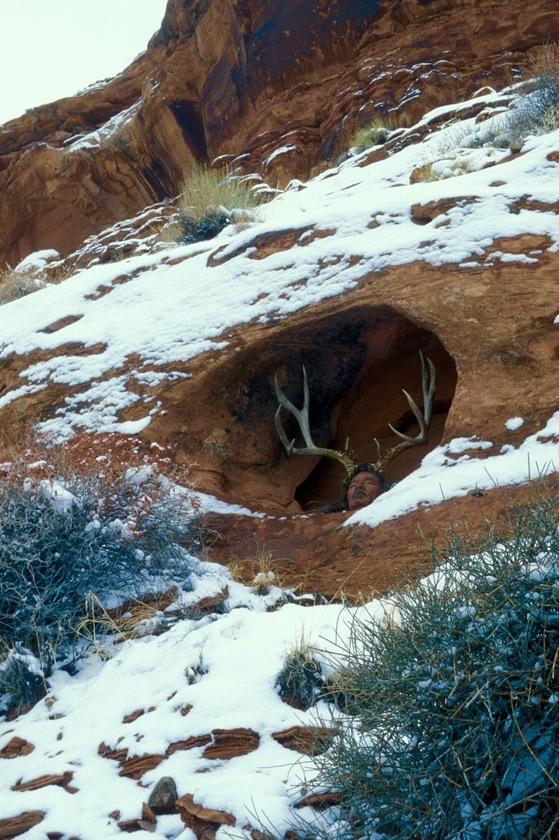 Sage Shaman // Navajo Reservation, Utah